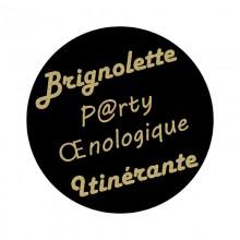 Conception graphique du logo de la Brignolette P@rty