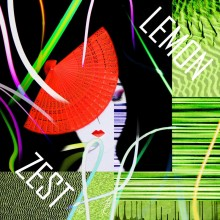 Art // Peinture // Hybride // Melting Pop // Lemon Zest // © Aurélie Bellon