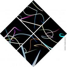 Light Script 03 // Assemblage de 4 photographies