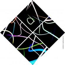 Light Script 09 // Assemblage de 4 photographies