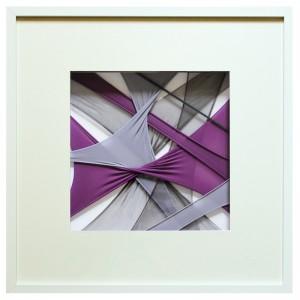 SCCAAT n°6 // Composition sous verre // 50 x 50 cm