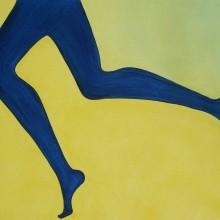 Serenna // Huile sur toile // 60 x 73 cm