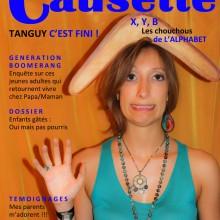 Concours fausse couverture pour le magazine Causette