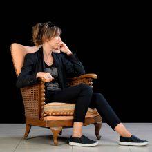 Le fauteuil et moi