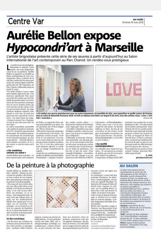 Article Siac Hypocondri'Art // © Aurélie Bellon