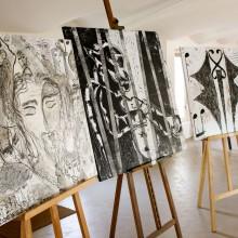 Location d'art // Collection // Ensemble // © Aurélie Bellon