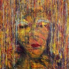 Lido // Acrylique sur toile // 81 x 100 cm