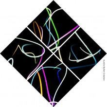 Light Script 02 // Assemblage de 4 photographies