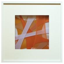 SCCAAT n°1 // Composition sous verre // 50 x 50 cm