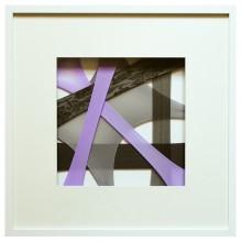 SCCAAT n°2 // Composition sous verre // 50 x 50 cm