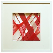 SCCAAT n°4 // Composition sous verre // 50 x 50 cm