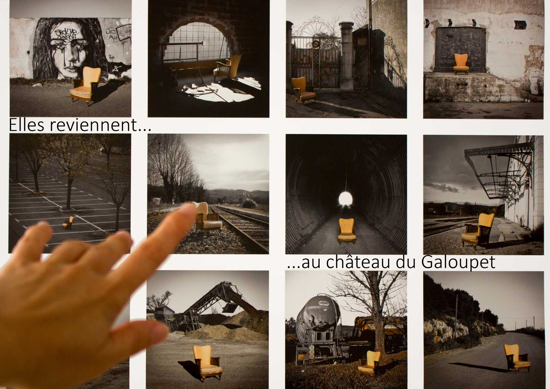 Expo Photo la Londe Château du Galoupet