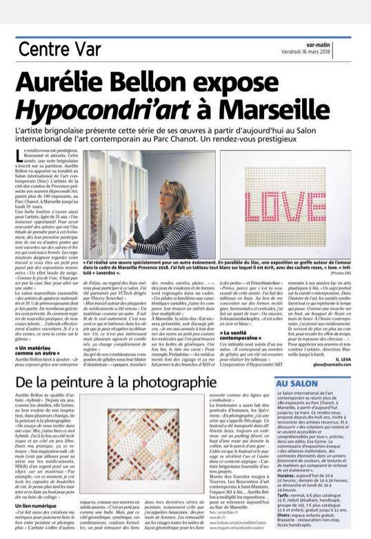 Article Siac Hypocondri'Art // © Aurélie Bellon
