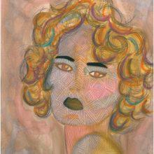 Art // Peinture // Petit format // © Aurélie Bellon