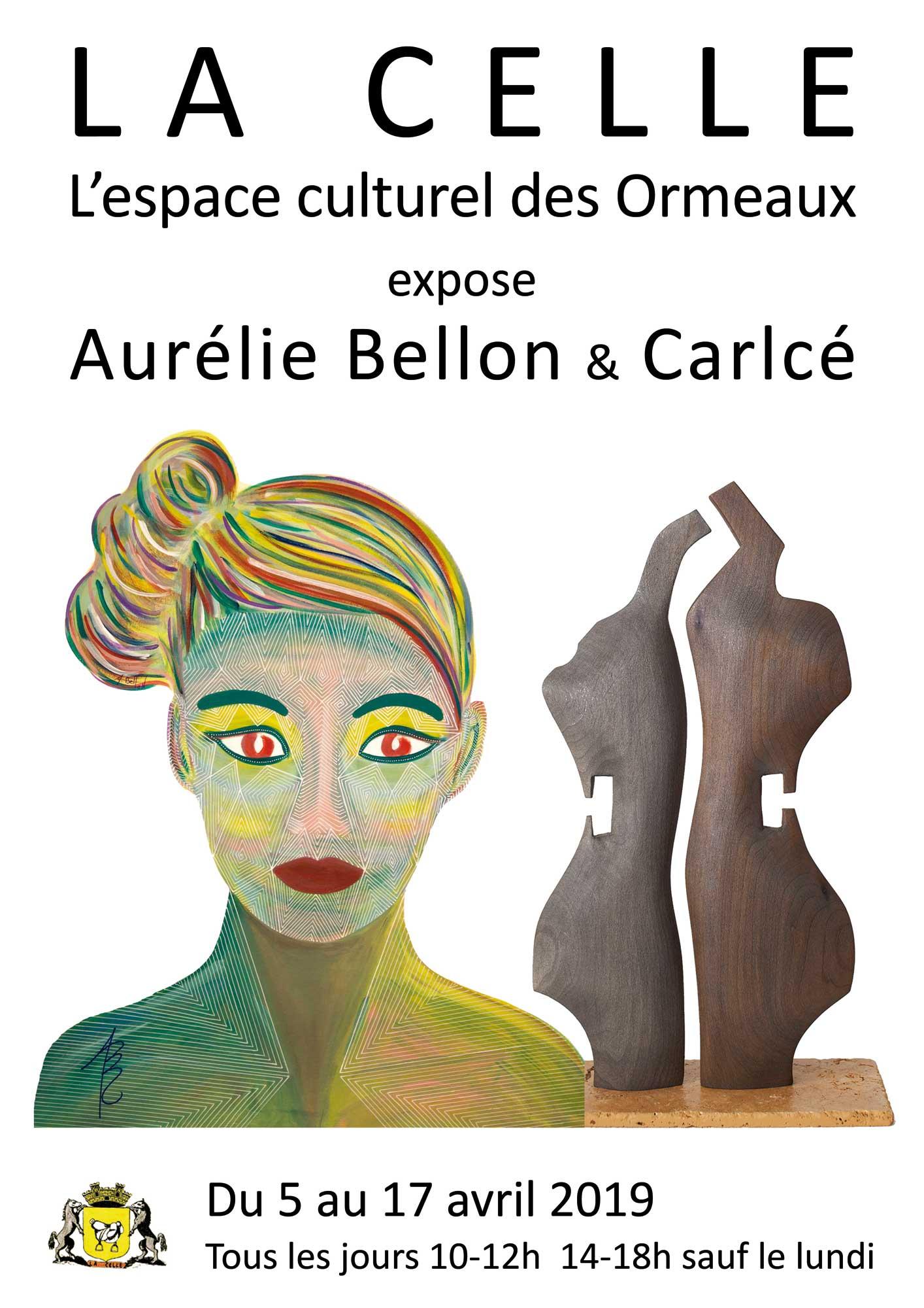 Exposition La Celle // © Aurélie Bellon